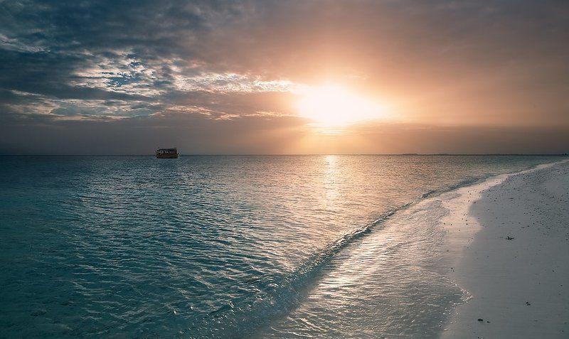 утро нового дня (часть 2)...вспоминая об отдыхе: мальдивы.photo preview