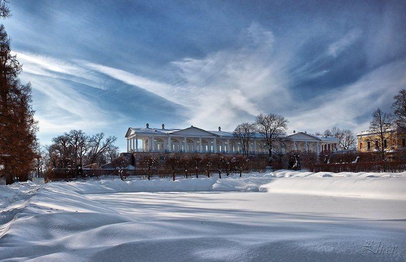 екатерининский, парк Зимаphoto preview