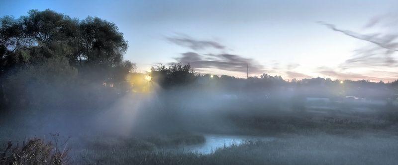 туман Туманная...photo preview