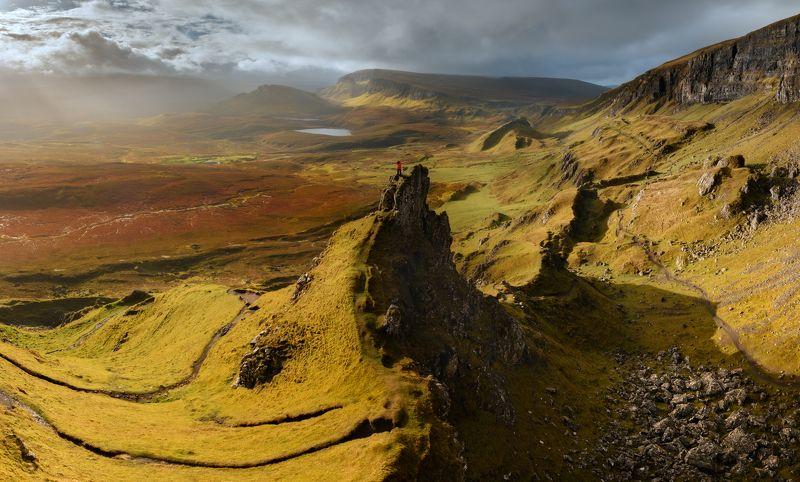 scotland, skye, шотландия На вершине мираphoto preview