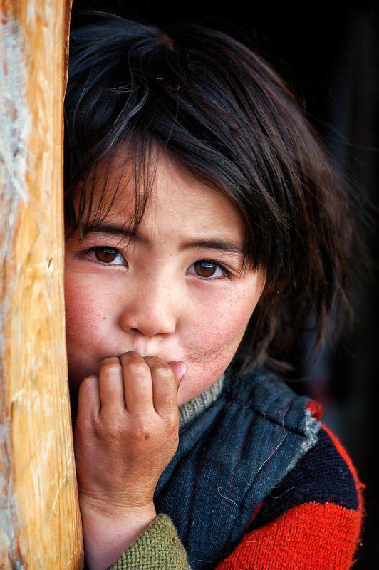 портрет, монголия, путешествия Марияшка, дочь кочевниковphoto preview