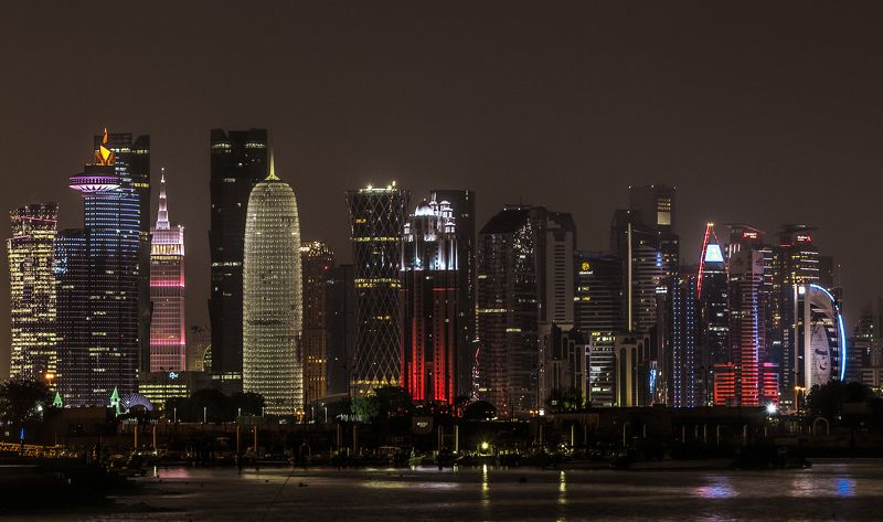 #doha #qatar #nationalday #downtown #light #light_shot #night #seascape #clouds #midnight #d #500px #500pxphoto #35awards #city #home #shades #view #beautiful #landscape #me #happy #enjoy #life #iphone #pictures #december #beautiful #me #enjoy #life #iph Happy Qatar Dayphoto preview