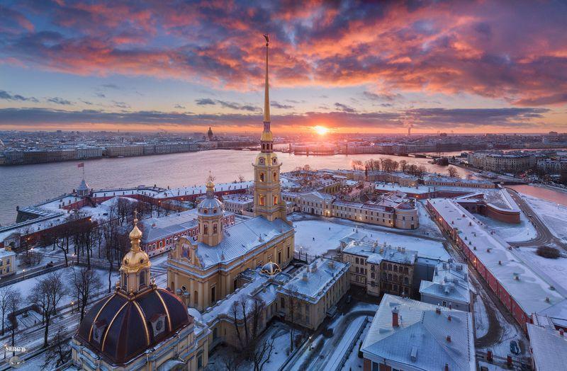 Петропавловский собор, Заячий островphoto preview