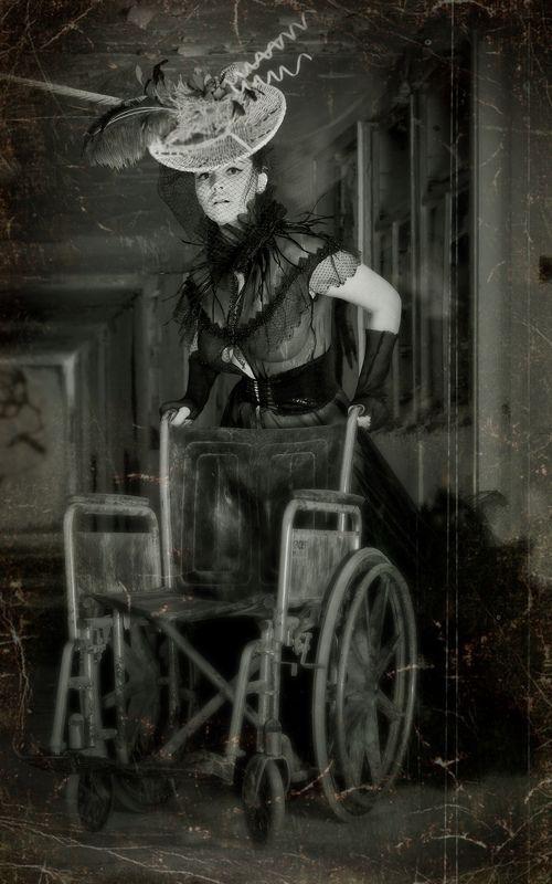 vladimir(volf)kirilin,noir,владимир(вольф)кирилин,Natali Boychuk,Abandoned Hospital Abandoned Hospitalphoto preview
