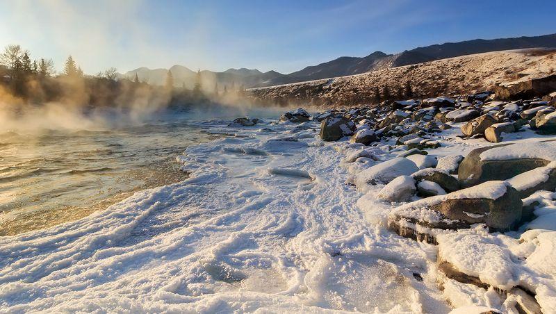 Дыхание зимы...photo preview