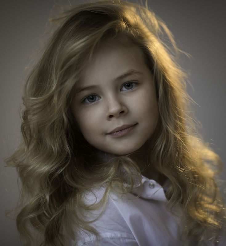 baby, portrait, kid, child, girl, beautiful, childhood Little Princessphoto preview