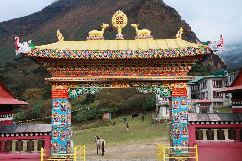 Тенгбоче, Непал, буддизм ***photo preview