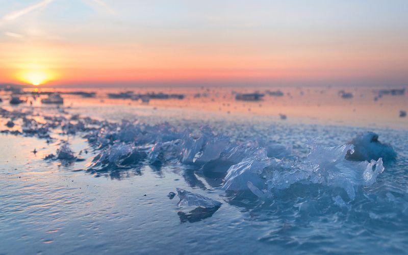 пейзаж, зима, балтика Балтийский лёдphoto preview
