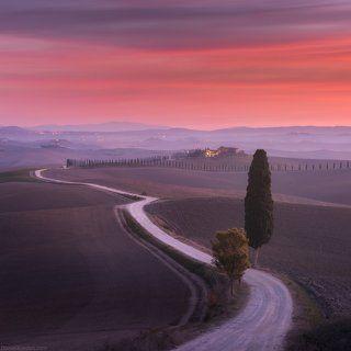 Дороги Тосканы