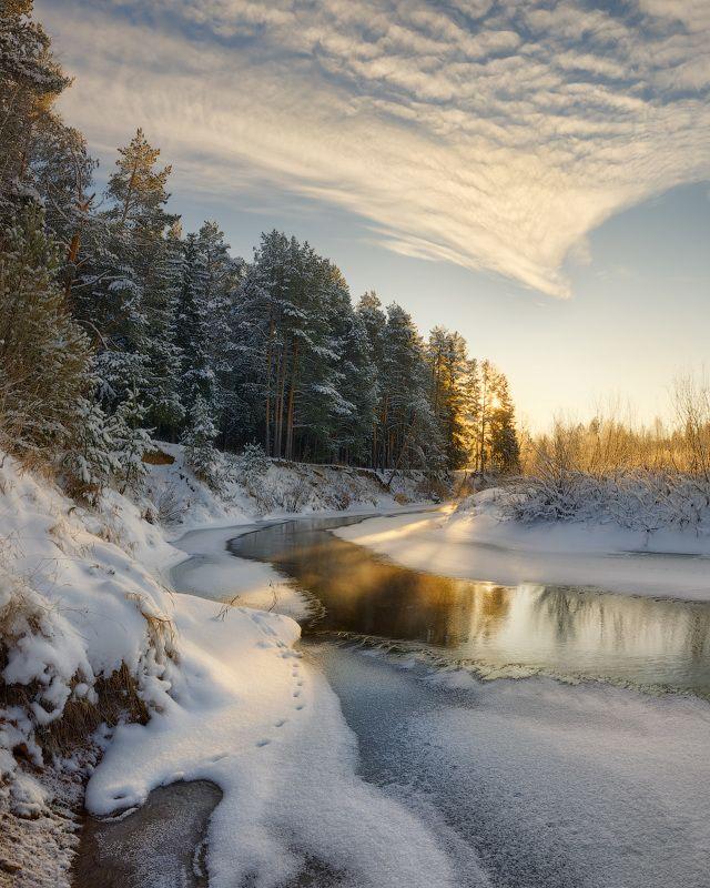 Редкий солнечный день декабряphoto preview
