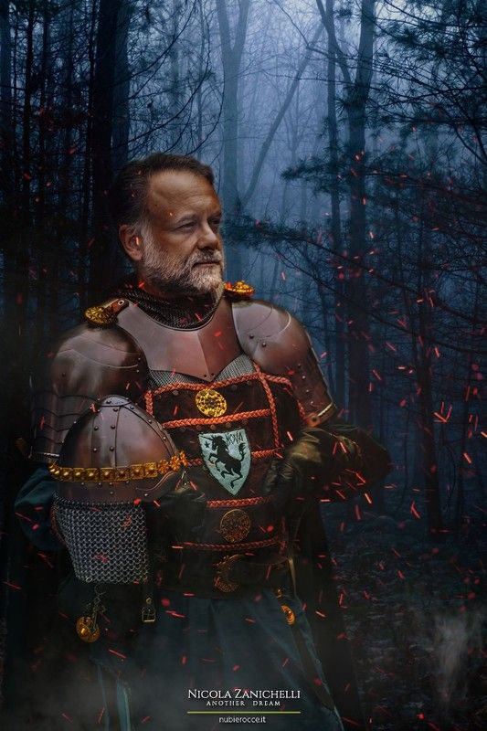 pacem para bellum roman general soldier black forest war Si vis pacem para bellumphoto preview