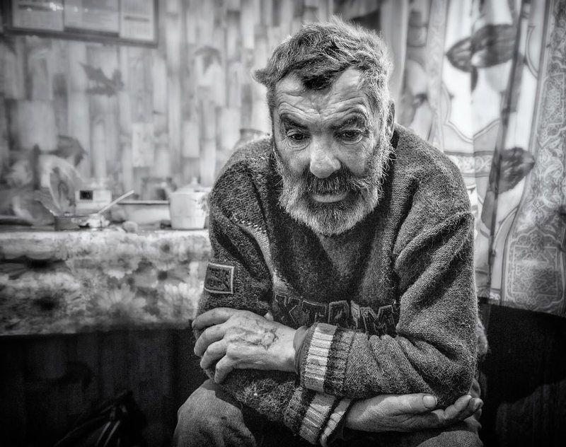 Одинокий новый год Ивана Грека.photo preview