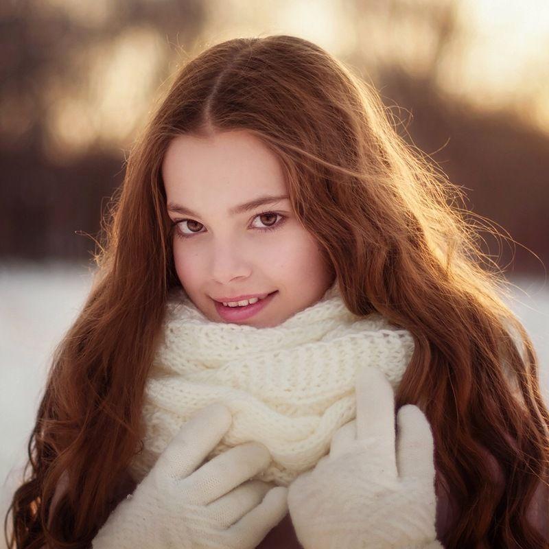 девочка, модель, красавица, sunset, sun, light, beautiful, model, young, pretty, cute, portrait, girl, atmosphere Варюшаphoto preview
