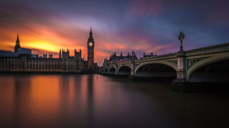 город, цвет, небо Sky of Londonphoto preview