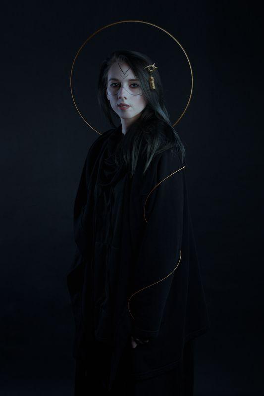 Портрет Студия Золото Золото внутри photo preview