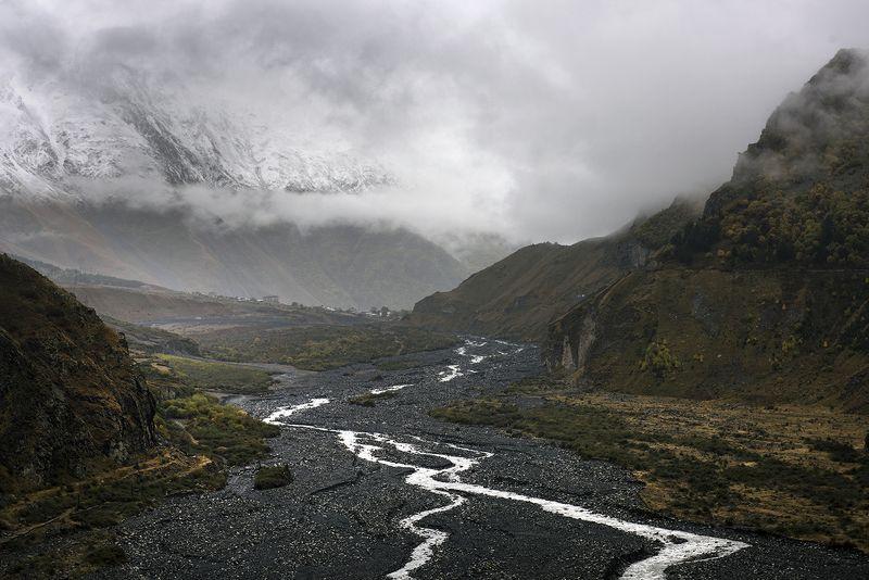 затерянная деревня в горахphoto preview