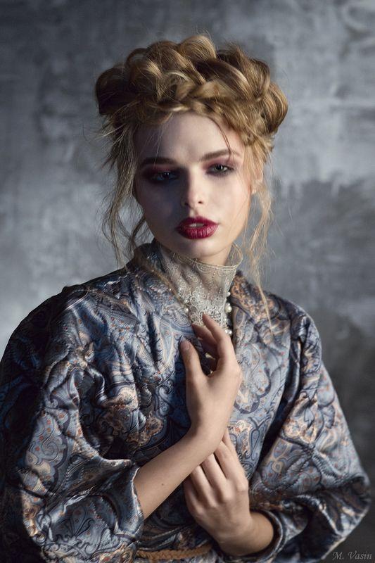 model, girl, studio, light, color, fineart Alicephoto preview