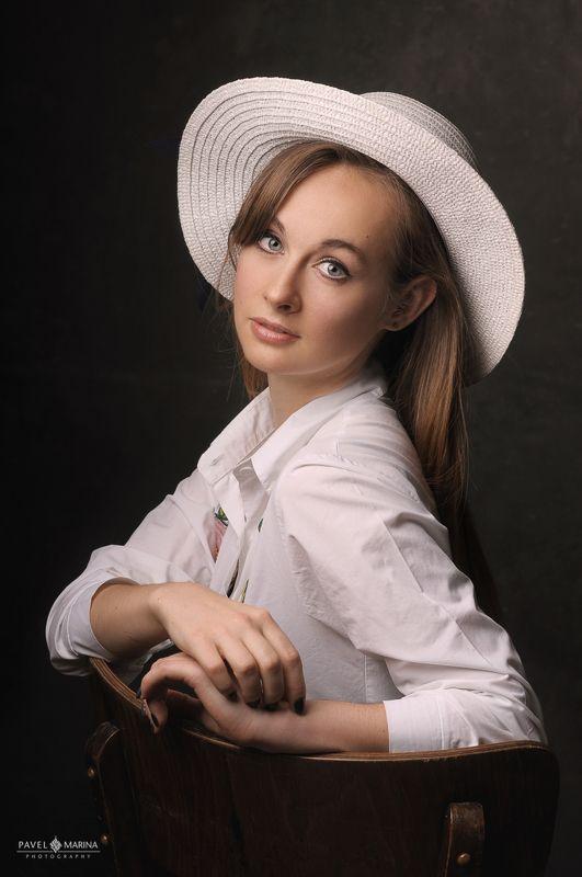 ... Женькин портрет ...photo preview