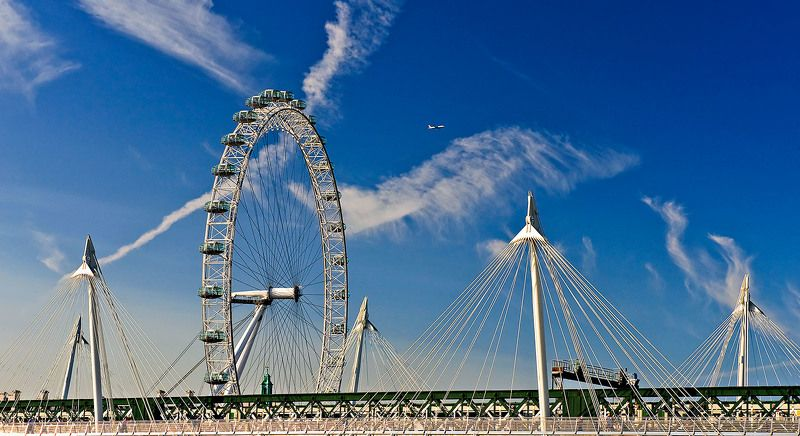 лондон,фотосафари Колесо Миллениумphoto preview