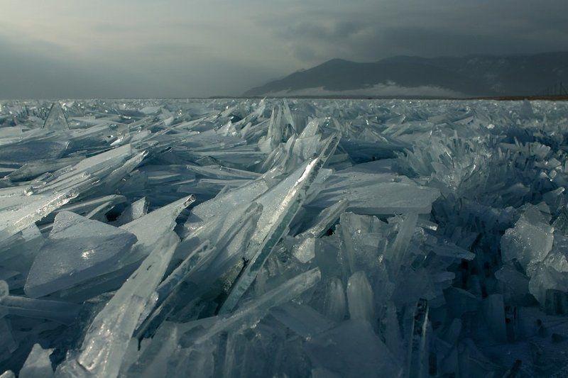 байкал, лед Послезавтра...photo preview