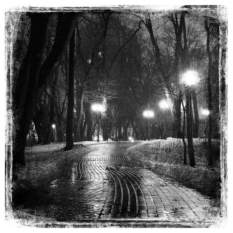 Однажды в парке...photo preview