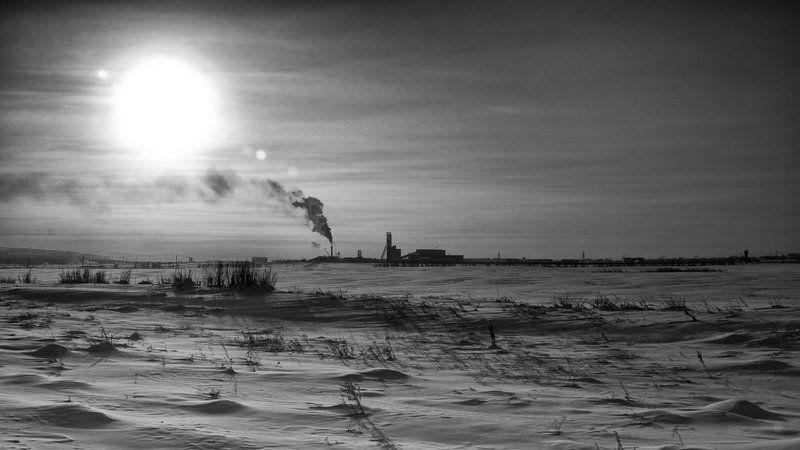 Сибирь индустриальнаяphoto preview