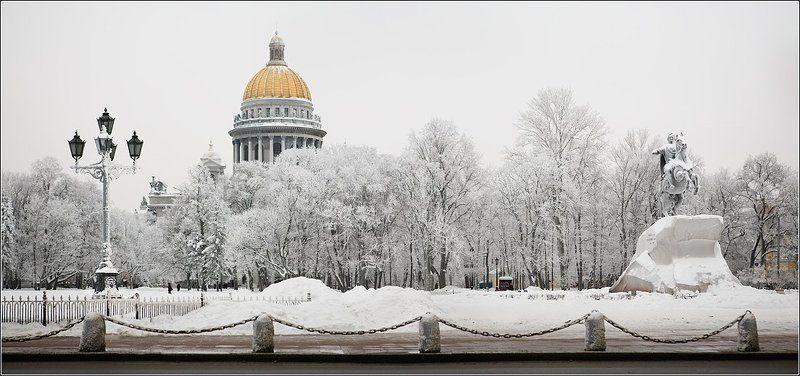 санкт-петербург, зима, город зима.спбphoto preview