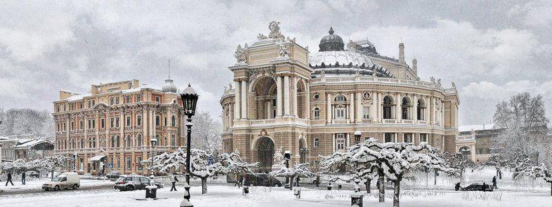одесса, odessa Оперный театр, Одессаphoto preview