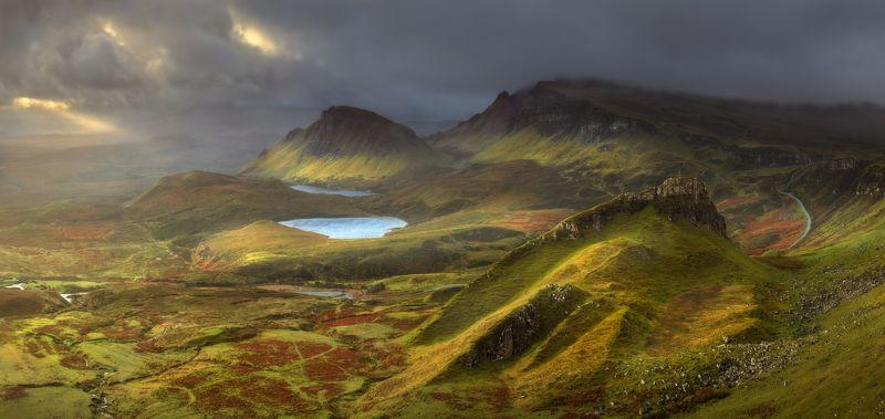 scotland, skye, шотландия Isle of Skyephoto preview