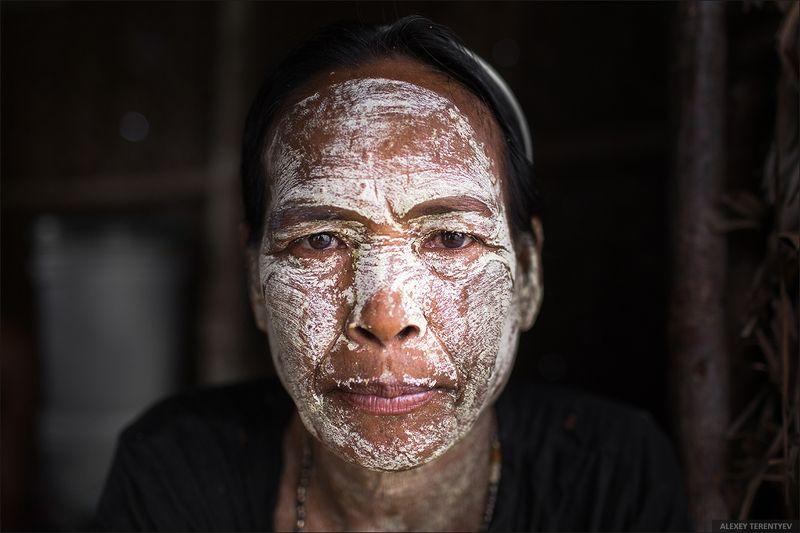 женщина, судьба, портрет, лицо, взгляд, морские цыгане Люди моряphoto preview