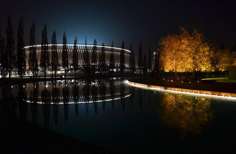 ночь, отражение Ночное отражениеphoto preview