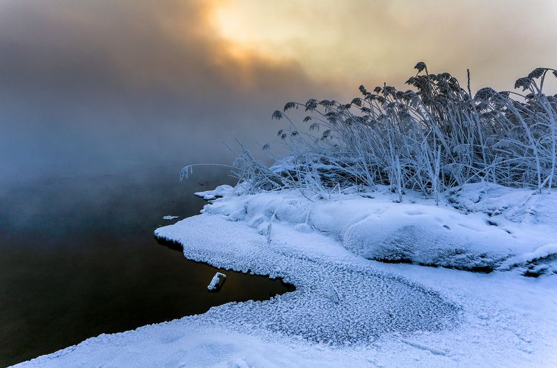 Морозная тишинаphoto preview