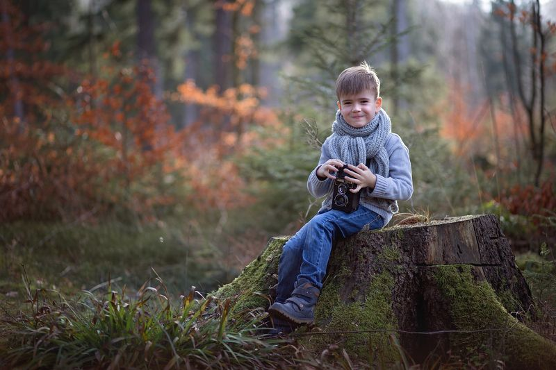 boy, kinder, childrens Mikołąjphoto preview