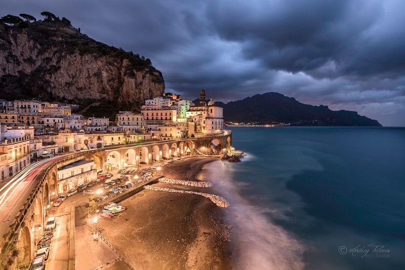 Atrani, Amalfi, Amalfi coast, Italy, cityscape Atraniphoto preview