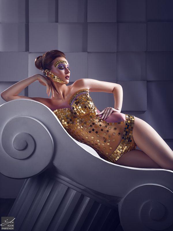 ceramic, bodyart, girl, glamour  Ceramicsphoto preview