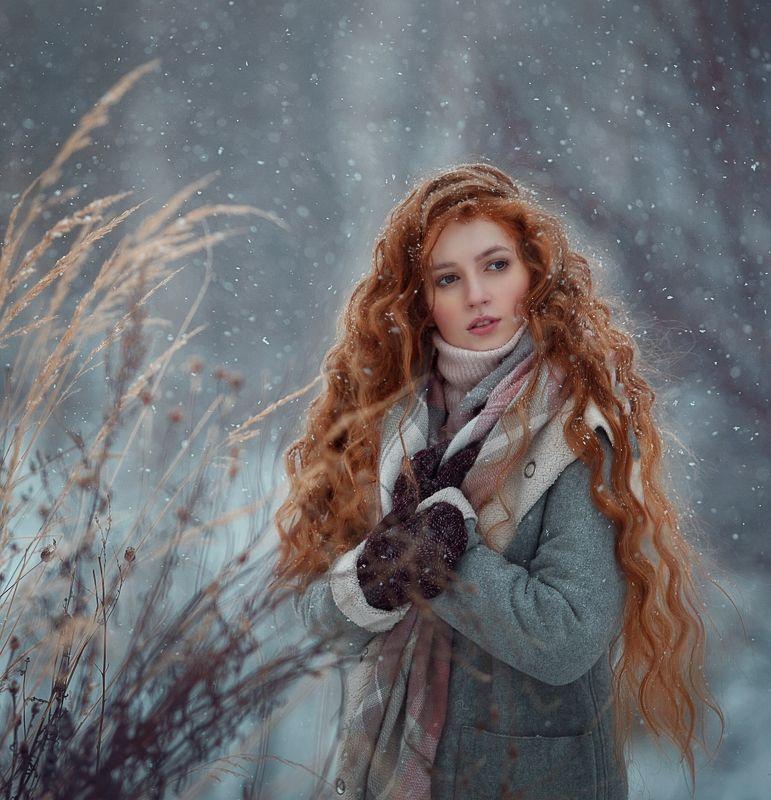 Зимний сонphoto preview