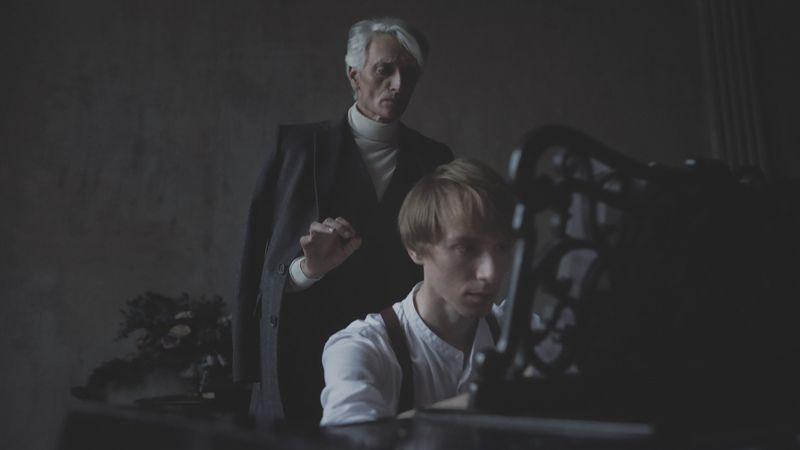 наставник, пианист, жанр, музыка, воспоминание, piano, film, story Наставникphoto preview