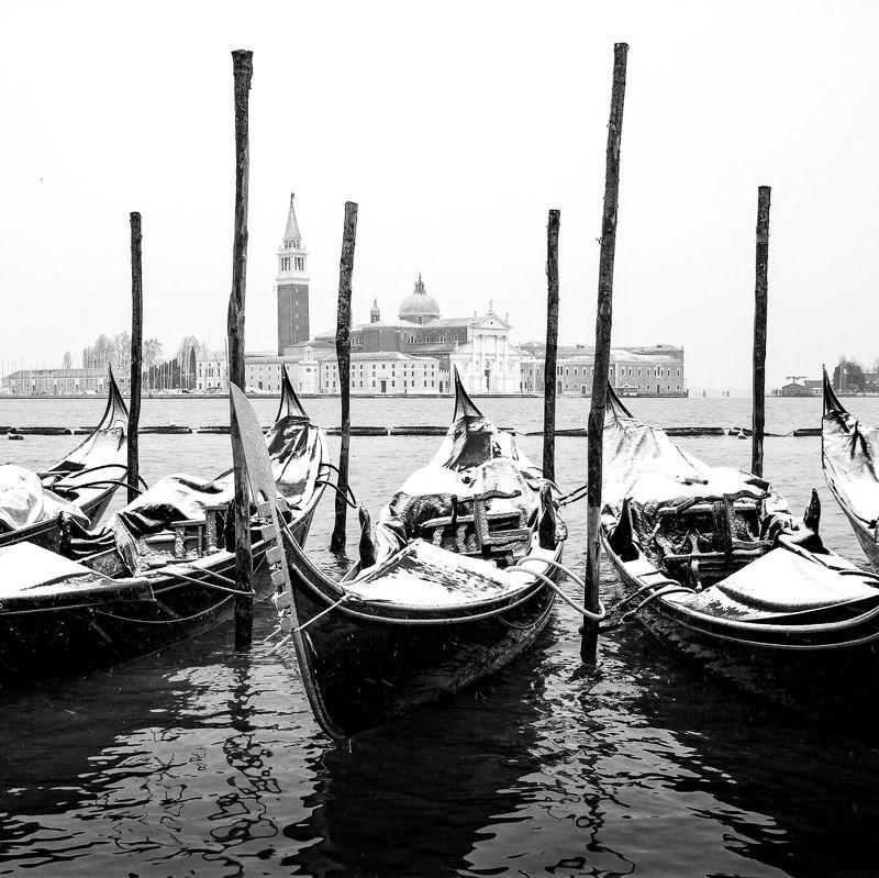 italy, venice, snow, cityscape, Venice Winterphoto preview