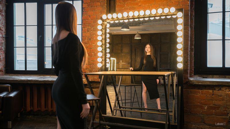 девушка, портрет, art Ритаphoto preview