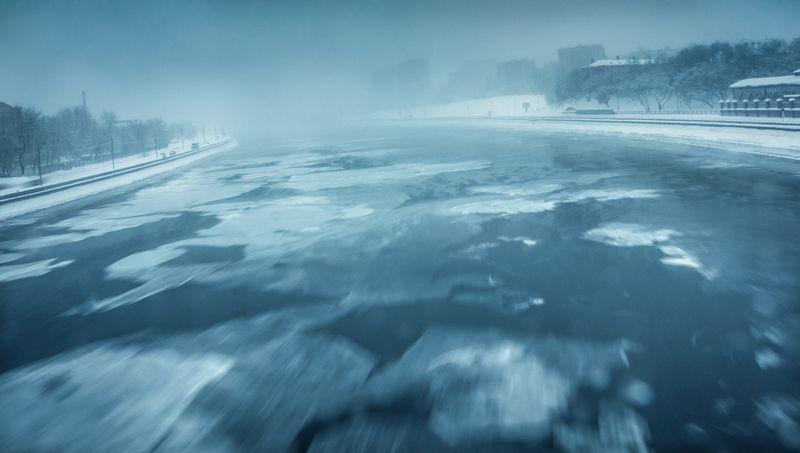 Коротко о погоде сегодня в Москве.photo preview