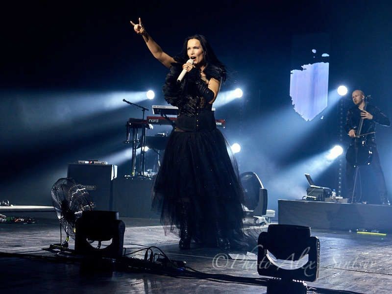 концерт клуб turunen репортаж TARJA TURUNENphoto preview
