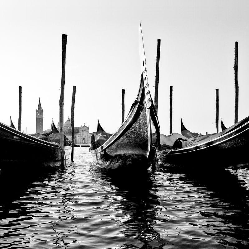 italy, venice, cityscape, BW, Venicephoto preview