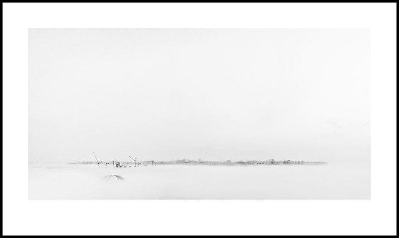 санкт-петербург, россия, туман, город, панорамы, борис иткин, boris itkin Васильевский остров.photo preview