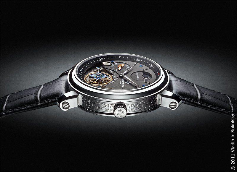 фотосъёмка, наручных, часов. Patek Philippephoto preview