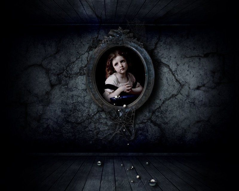 cryingsilence,готика,сюрр,фотоарт,коллаж,готический коллаж,темное фентези PhotoArt. Part 1 (2009-2011)photo preview