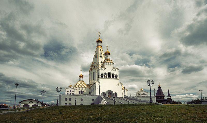 церковь, минск, беларусь Храмphoto preview