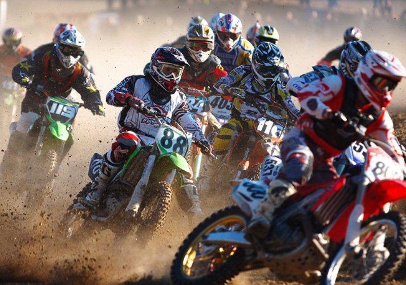 мотокросс, мото, спорт, мотоциклы, соревнования Мотокросс в Бреховоphoto preview