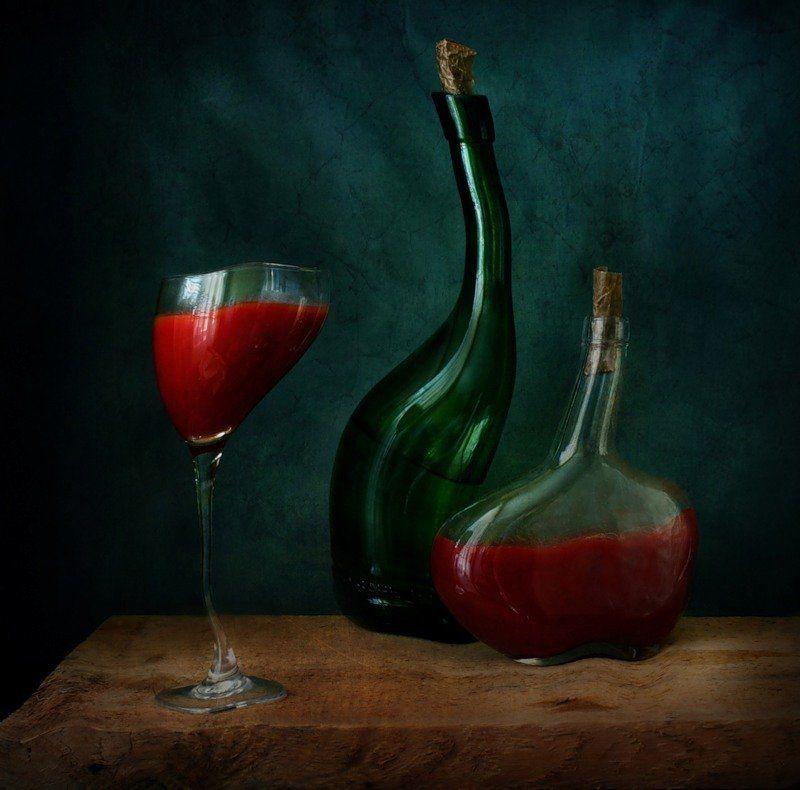 Томатный сок..photo preview