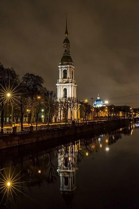 часовня никольский собор питер Часовня Никольского собора.photo preview