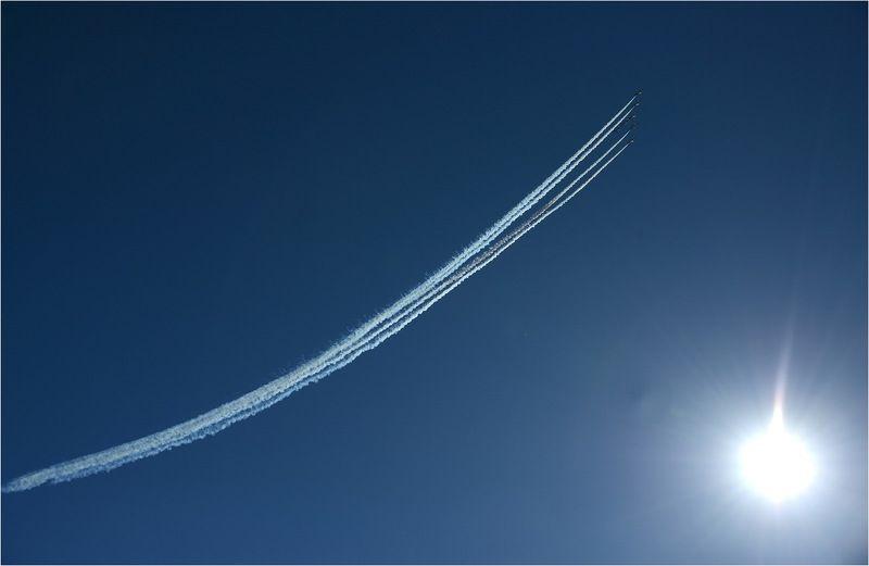 В небе Испании...photo preview